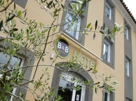 B&B Hôtel Aix-en-Provence Le Tholonet, Les Artauds