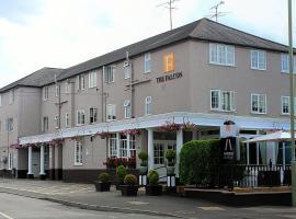 Falcon Hotel, Farnborough