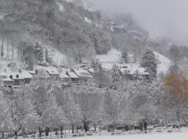 Casteltinet, Thiézac
