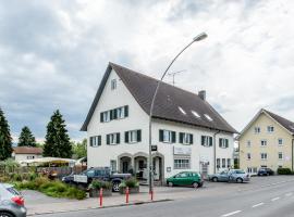 Gästehaus Brugger, بريغنتس