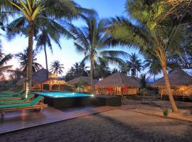 林加尼海滩生态度假酒店, 丹戎
