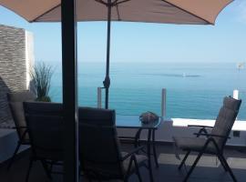 海滨简易别墅公寓
