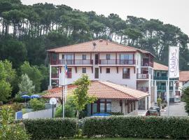 埃罗马迪奥德里酒店, 圣让-德吕兹