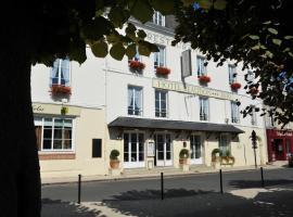 Hotel Beaudon, Pierrefonds