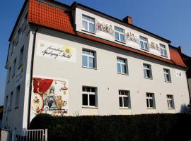 Spielzeughotel Sonneberg, Sonneberg
