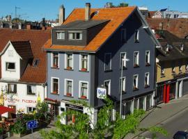 Hotel Pension Graf, Konstanz