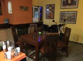 皮洛塔餐馆及旅馆, Kněževes