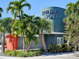 Blue Marlin Motel, كي ويست