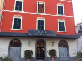 Hotel Firenze e Continentale, La Spezia