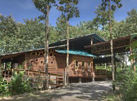 Cinco Ceibas Reserve, Sarapiquí