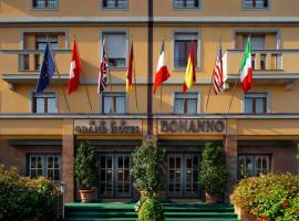 Grand Hotel Bonanno, פיזה