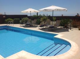 Villa Jeanne, Paphos City