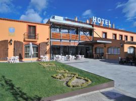 Hotel Restaurant Sol i Vi, Lavern