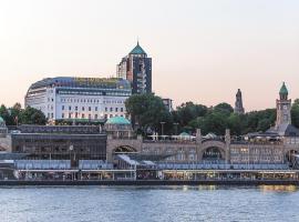 汉堡港酒店, 汉堡