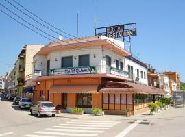 坎布兰科旅馆, 桑特朱丽亚德拉米斯