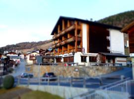 Hotel Restaurant Rothorn, Visperterminen