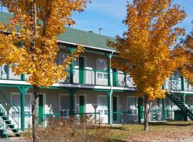 弗洛丽贝尔站旅游酒店, Saint Elie