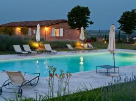Casa Vacanze B&B Poggio Al Vento Toscana, פויאנו דלה קיאנה