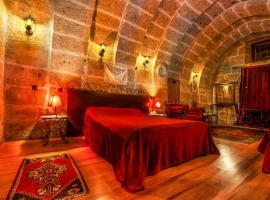卡帕多奇亚厄赫拉热峡谷洞穴酒店, Guzelyurt