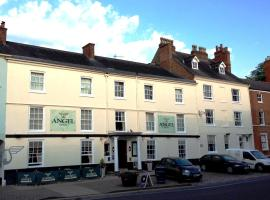 Angel Hotel, Market Harborough