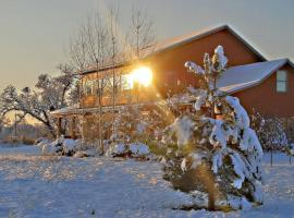 Yellowstone River Lodge, Cabins and B & B, קולומבוס