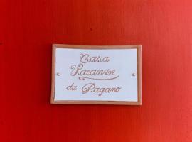 Casa Vacanze Da Pagano, Cireglio