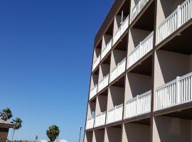 蓝海湾酒店及套房, 南帕诸岛