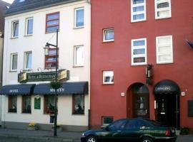Hotel-Restaurant Marcus, Malchin