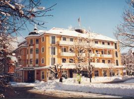 Hotel Vier Jahreszeiten, Garmisch-Partenkirchen