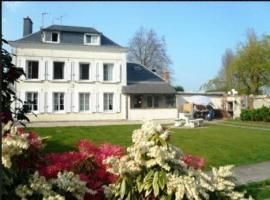 Chambres d'hôtes Le Jardin D'Alice, Le Tilleul