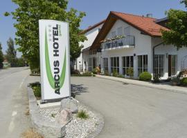 阿尔克斯酒店, Weißenfeld