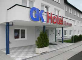 G&K酒店, 古特兰斯多夫