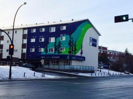 Capital Suites Yellowknife, ييلونايف