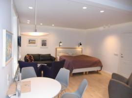 Next Apartment Bergstadastræti