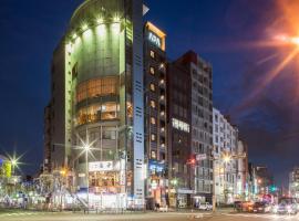 东新宿歌舞伎町阿帕酒店