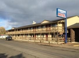 Stagecoach Inn Motel, Molalla