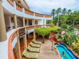 巴西巴伊亚州酒店, 莫罗圣保罗