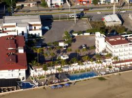 Hotel Marbella, Manzanillo