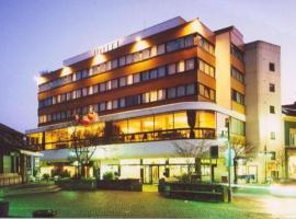 Parkhotel David, Lörrach
