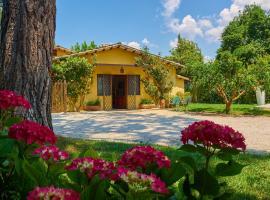 Casa del Glicine, ספולטו