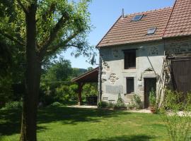 Maison De Vacances - Le Chat Blanc - Grote Gite, Pionsat