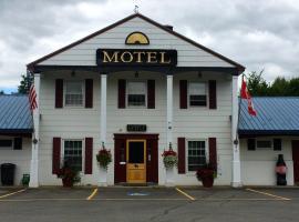 Colonial Valley Motel, Farmington