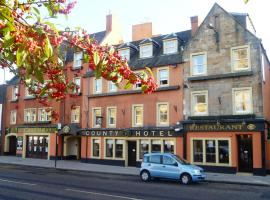 The County Hotel, Dalkeith