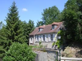 Woodside House, Jaulzy