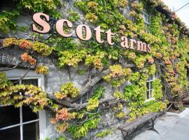 The Scott Arms, Kingston