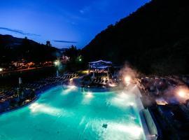 Ròseo Euroterme Wellness Resort, Bagno di Romagna