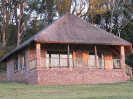 Pomeroy Lodges, Rietrivier