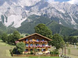 Ferienwohnung Alpenecho