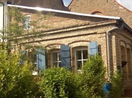 The Little English Cottage, Rollsdorf