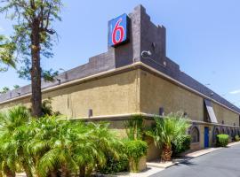 Motel 6 Glendale AZ, גלנדייל